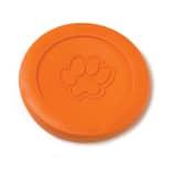 Zogoflex Frisbee pour chien Zisc Taille L Orange 1937