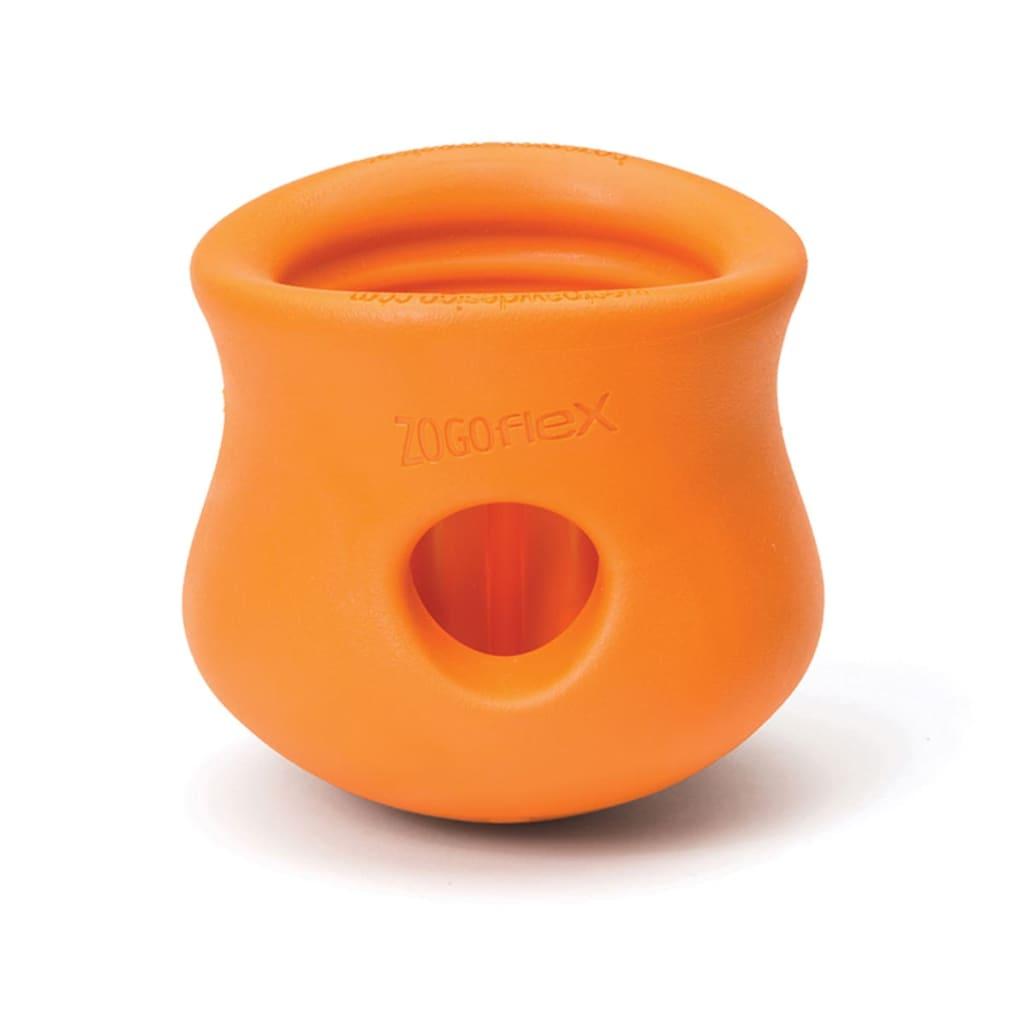 Afbeelding Zogoflex Toppl Treat Toy - Large - Orange door Vidaxl.nl