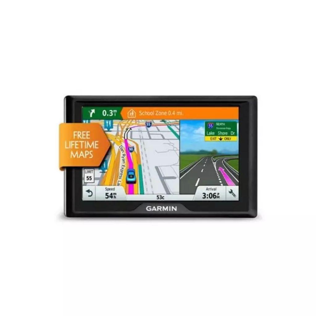 """Onbekend GPS met Gratis Kaarten GARMIN 010-01956-2H 4.3"""" 15 Landen"""