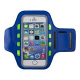 LED Sportarmband för Smartphone - Blå