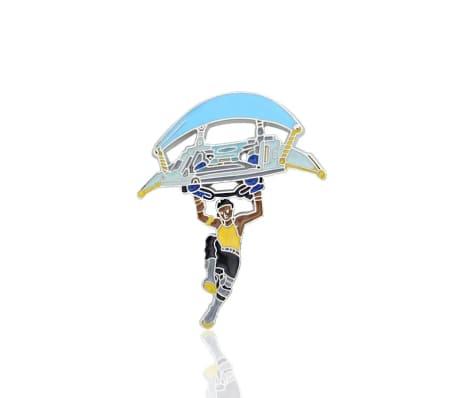 Fortnite Pin - Hang Glider