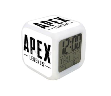 Digitaalinen Herätyskello - Apex Legends, White Logotype[1/2]