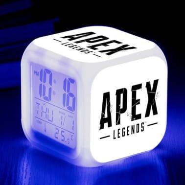 Digitaalinen Herätyskello - Apex Legends, White Logotype[2/2]