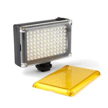 Caméra LED Portable avec 2 Filtres de Couleur[1/7]