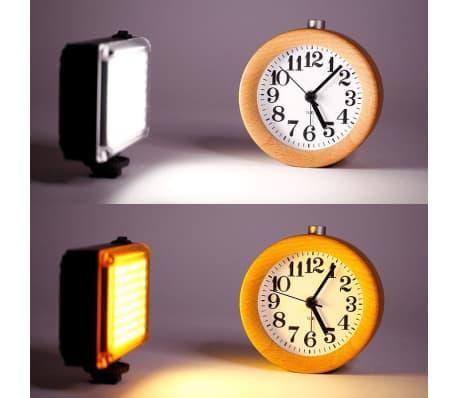 Caméra LED Portable avec 2 Filtres de Couleur[2/7]