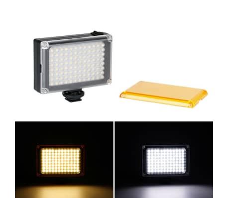 Caméra LED Portable avec 2 Filtres de Couleur[6/7]