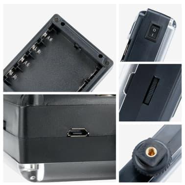 Caméra LED Portable avec 2 Filtres de Couleur[5/7]