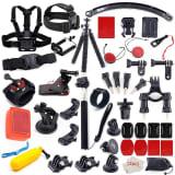 Ensemble d'accessoires GoPro avec Sac
