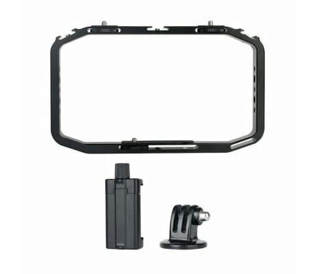 Plateforme vidéo portable pour DSLR caméra, mobiles et GoPro[1/6]