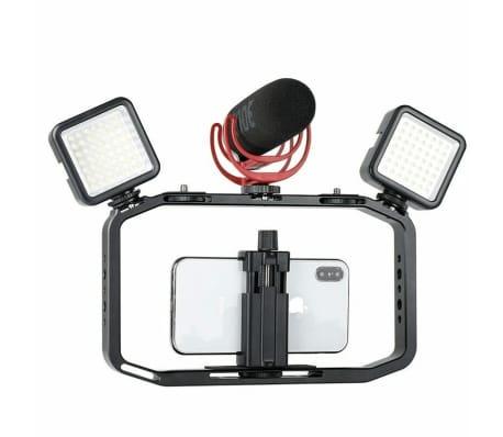 Plateforme vidéo portable pour DSLR caméra, mobiles et GoPro[2/6]