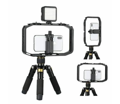 Plateforme vidéo portable pour DSLR caméra, mobiles et GoPro[5/6]