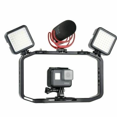 Plateforme vidéo portable pour DSLR caméra, mobiles et GoPro[4/6]