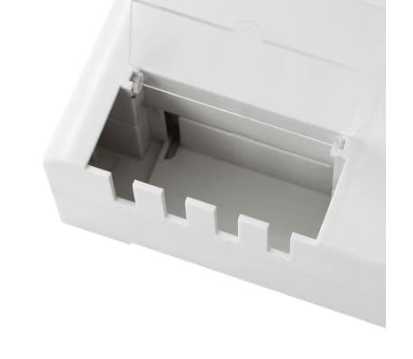 Porte-brosse à dents avec distributeur de dentifrice[4/5]