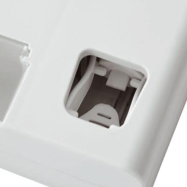 Porte-brosse à dents avec distributeur de dentifrice[5/5]