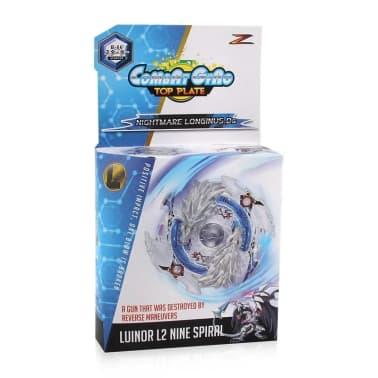 Combat Gyro Top Plate - Luinor L2 Nine Spiral[5/7]