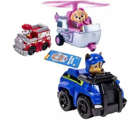 Paw Patrol Conjunto de 3 coches Rescue Racers 2 6024761