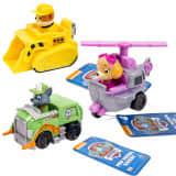 Paw Patrol Set Veicoli 3 pz Rescue Racers 5 6026092