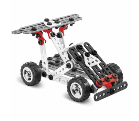 """Meccano cubo set de construcción """"Junior"""" 6026711 (150 piezas)[5/12]"""