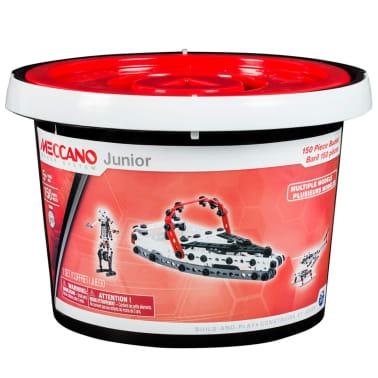 """Meccano cubo set de construcción """"Junior"""" 6026711 (150 piezas)[12/12]"""