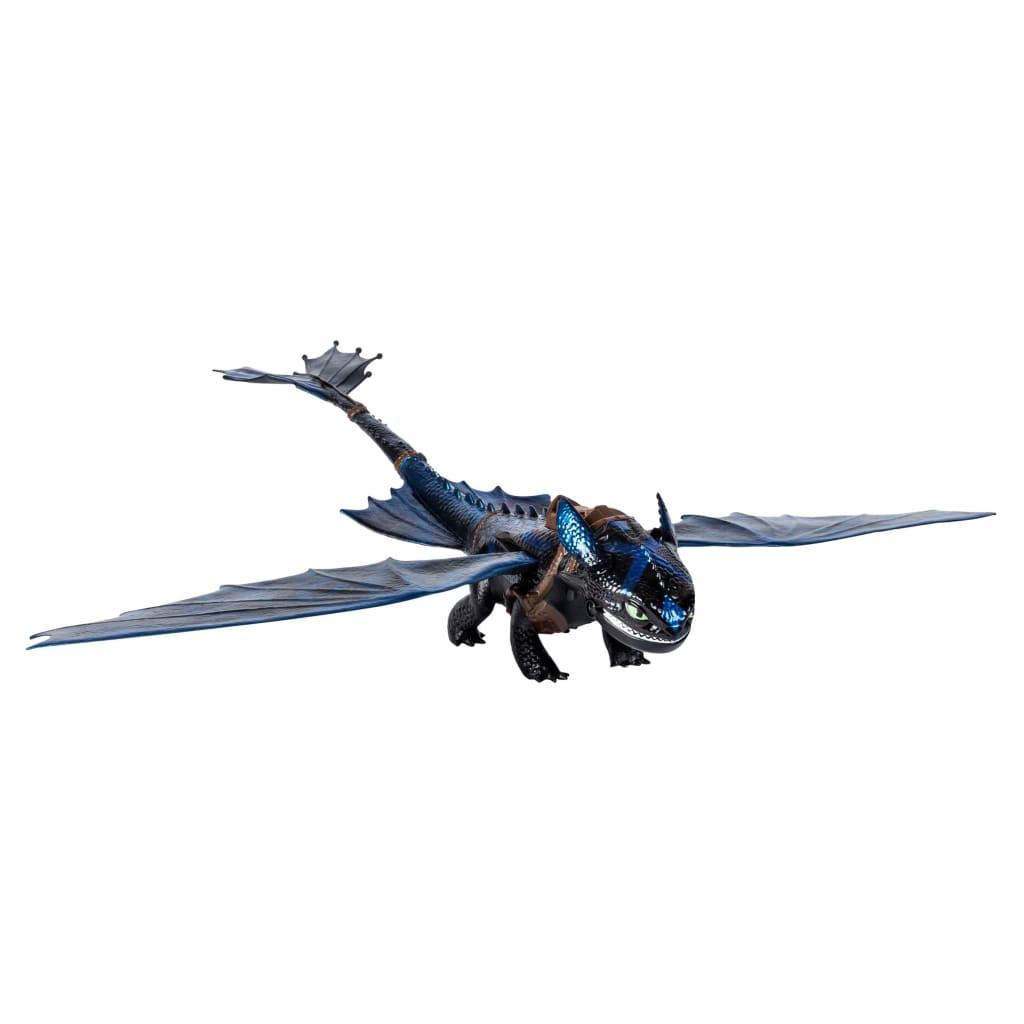 Dragons Toothless vuurspuwend speelgoed