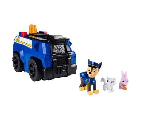 Paw Patrol Coche de juguete Chase Ride N Rescue