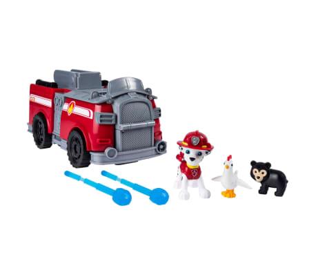 Paw Patrol Coche de juguete Marshall Ride N Rescue