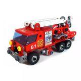 Camion de Pompier Deluxe Meccano Junior