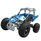 Meccano 15 Modell-Set Quad Off-road Rally Buggy 6028580