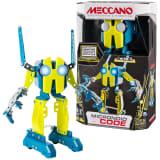 Meccano Personlig robot MicroNoid Code A.C.E. gul 6040125