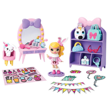 Party Popteenies Party surprise box speelset 6044091[4/6]