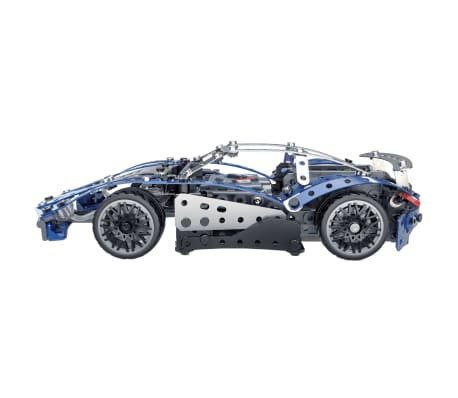 Meccano Set de modelo 25 en 1 Super Car azul 6044495[2/4]