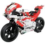 Meccano Set de Ducati Moto GP rojo 6044539