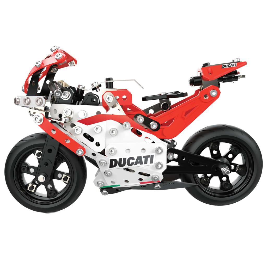 Meccano Modelset Ducati Moto GP rood 6044539
