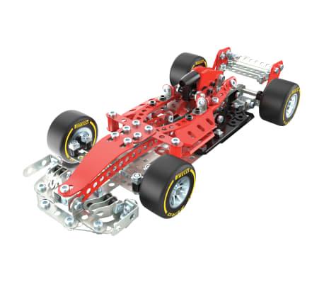 Meccano Set de modelo de carrera Ferrari F1 rojo 6044641