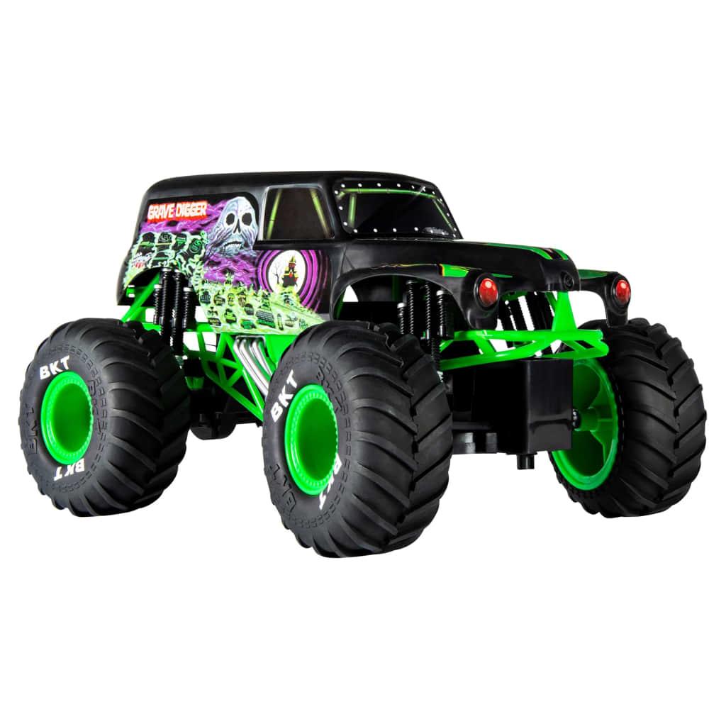 Monster Jam Truck Grave Digger radiografisch bestuurbaar 1 15