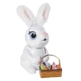 Zoomer Lapin robot Hungry Bunnies Chewy Blanc 6046698