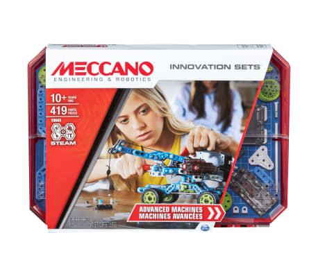 Meccano Set de construcción e invención 7 Advanced Machines