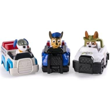Paw Patrol automobilių rinkinys Rescue Racers 3, 3d., 6035215[1/6]