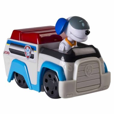 Paw Patrol automobilių rinkinys Rescue Racers 3, 3d., 6035215[2/6]