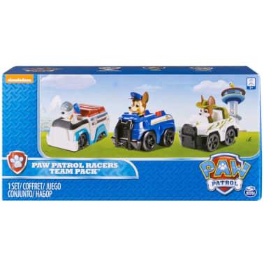 Paw Patrol automobilių rinkinys Rescue Racers 3, 3d., 6035215[6/6]