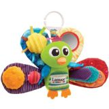 Lamaze Baby Toy Jacque The Peacock