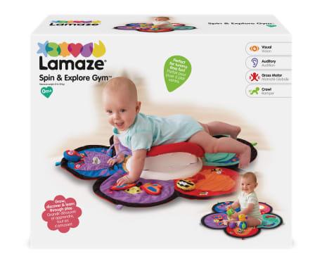 Lamaze Tapis d'activité Spin & Explore[6/6]