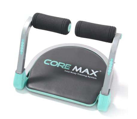Core Max Système d'entraînement corporel total Noir et bleu COM001[2/6]