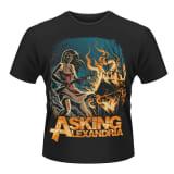 ASKING ALEXANDRIA -AM I INSANE T-shirt