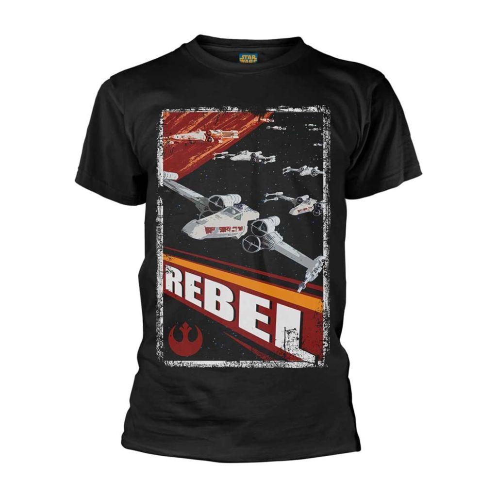 Star Wars STAR WARS REBEL T-Paita
