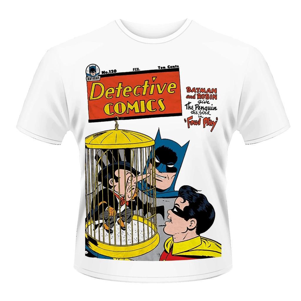 Afbeelding van Batman DETECTIVE COMICS & ROBIN T Shirt