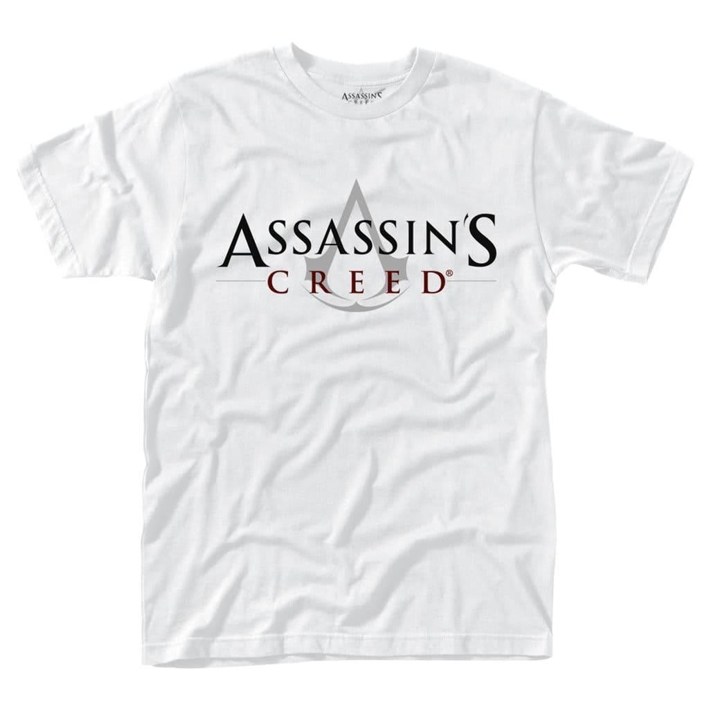 Afbeelding van ASSASSIN'S CREED ASSASSINS LOGO (WHITE) T Shirt