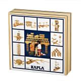 Kapla Wooden Planks 100 pcs Wood KAPL172101