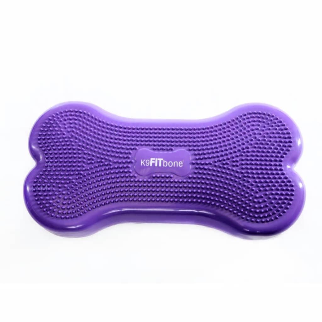 FitPAWS Platformă echilibru animale Giant K9FITbone, violet, PVC poza 2021 FitPAWS