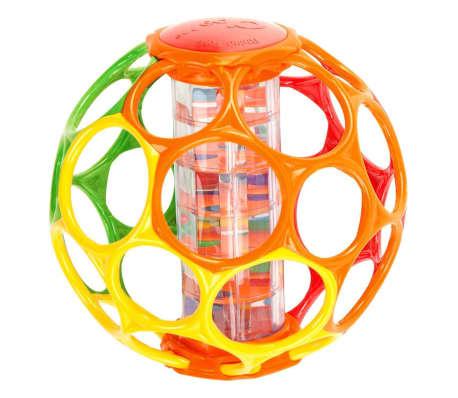 """Oball Hochet """"Rollin' Rainstick"""" Multicolore[2/4]"""